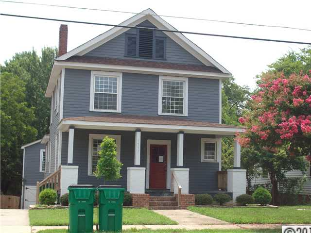 historic wilmore uptown charlotte bungalow home for sale realtor broker agent to