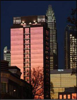 the arlington pink building southend light rail nikko dilworth charlotte realtor